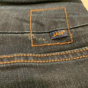 Jag Jeans Jeans - Jag Jeans Pull On Dark Denim